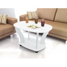 Журнальный столик Тэкс Консул-3 белый