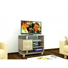 Тумба под телевизор Тэкс ТВ-011 2Я венге / дуб молочный