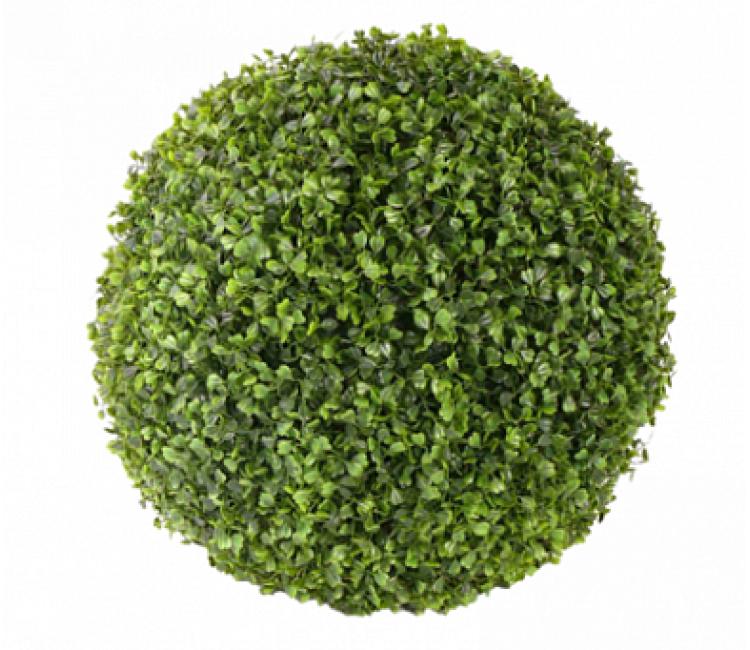 Искусственное растение Альта шар из искусственной травы пластиковый