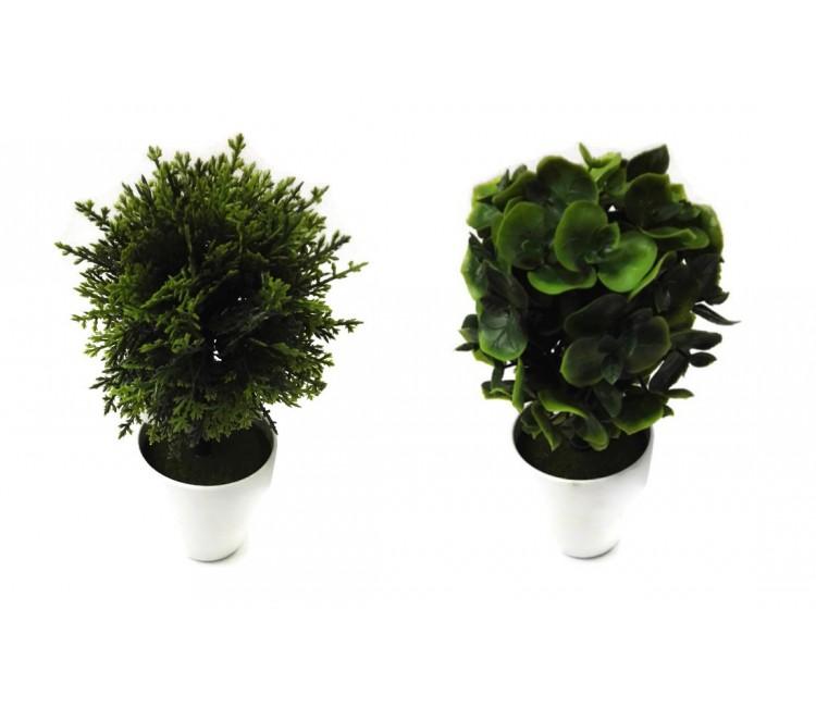 Искусственное растение Альта дерево в пластиковом горшке