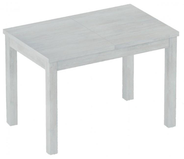 Стол кухонный обеденный раздвижной Альта ELI-2 белая акация