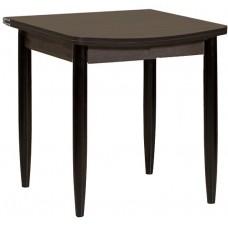 Раздвижной стол Форт Ломберный Евро 80х60 венге ноги конус