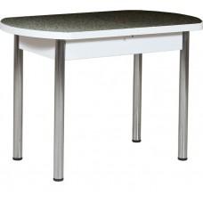 Раздвижной стол Форт Европейский 32 черная лоза ноги конус