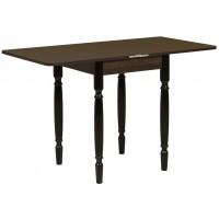 Раздвижной стол Форт Ломберный 60х60 венге ноги точеные