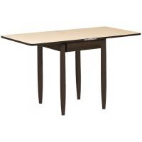 Раздвижной стол Форт Ломберный 60х60 венге светлый венге ноги конус
