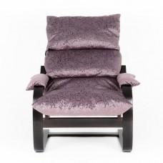 Кресло ГринТри Онега венге/ткань Лаванда