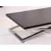 Стол трансформер журнально-обеденный Levmar Compact (Левмар Компакт) черный матовый