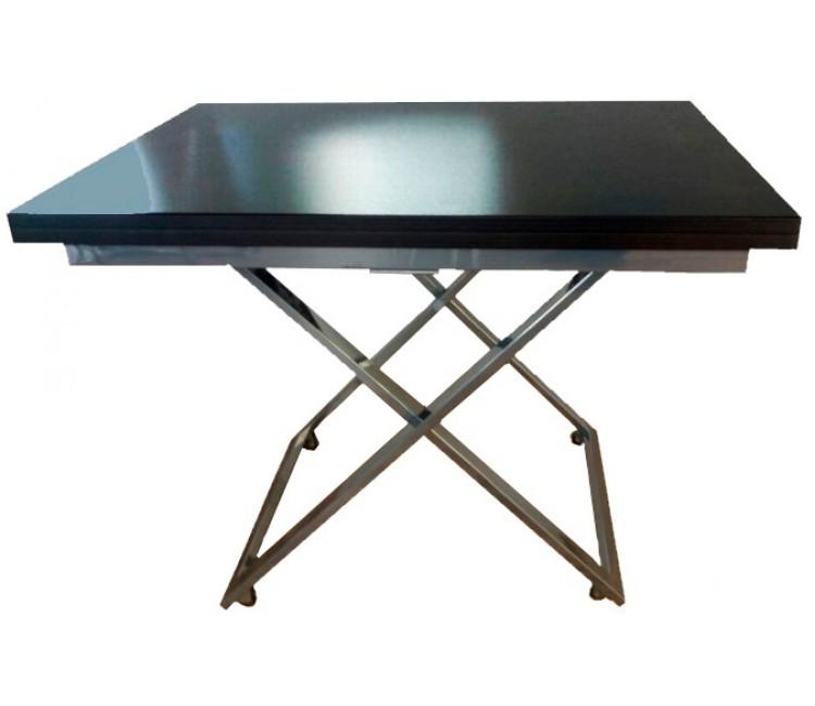 Стол Levmar Compact черный глянец