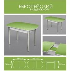 Кухонный стол Форт Европейский