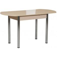 Раздвижной стол Форт Европейский венге зебрано