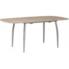 Стол Милан 85х125 (170) дуб гладстоун