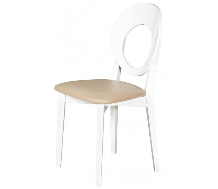 Обеденный стул Виста Эвелина белый