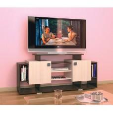 Тумба под телевизор Тэкс Парус-5 венге / дуб молочный