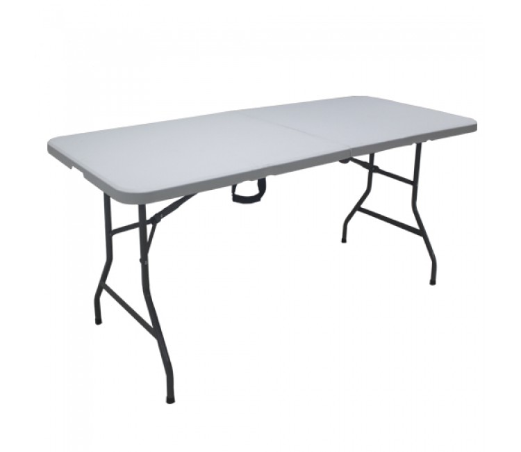 Стол раскладной DOMM Z180 чемодан белый для кейтеринга