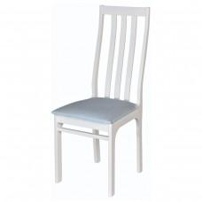 Комплект стульев С36  (2шт) белая эмаль/твист графит