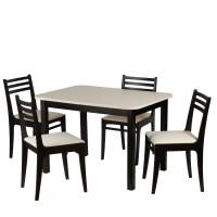 Комплект стульев С8  (2шт) венге/аполло линен