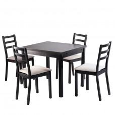 Стол ст01 венге/валенсия