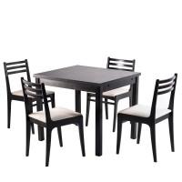 Стол ст01 венге/миланский дуб