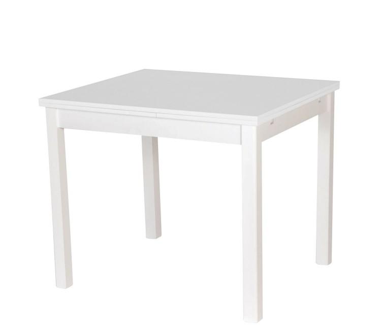 Стол ст01 белый/рамух
