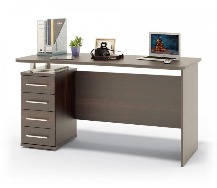 Компьютерный стол Тэкс Грета-15 венге