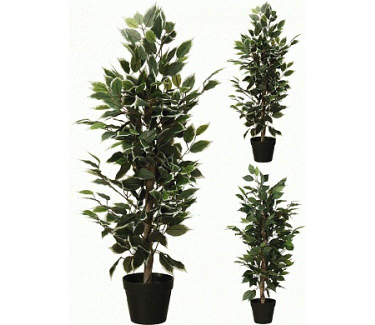 Искусственное растение Альта фикус пластиковый