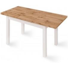 Стол раздвижной ALTA N-1 дуб натуральный