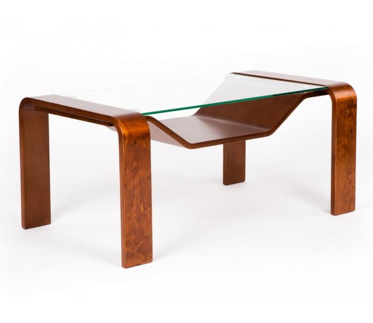 Журнальный столик ГринТри Гурон-1 вишня