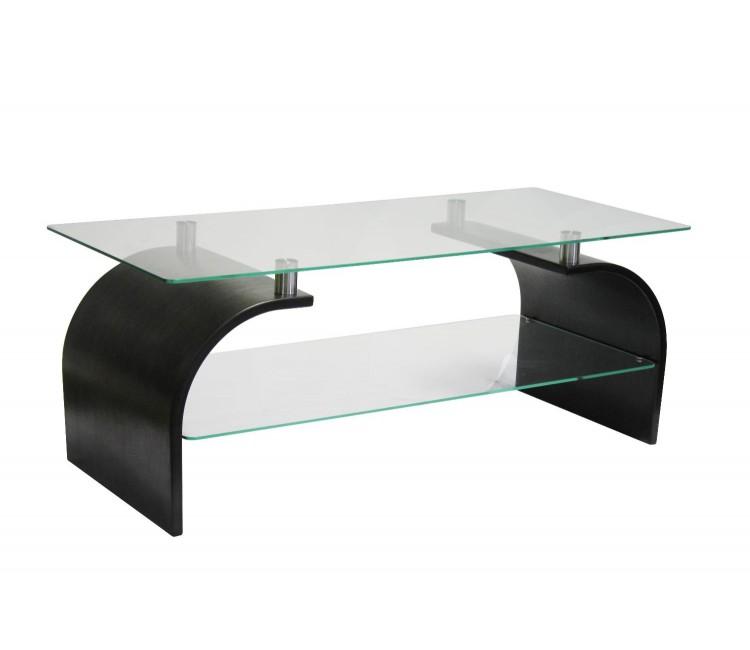 Журнальный столик ГринТри Гурон-2 венге