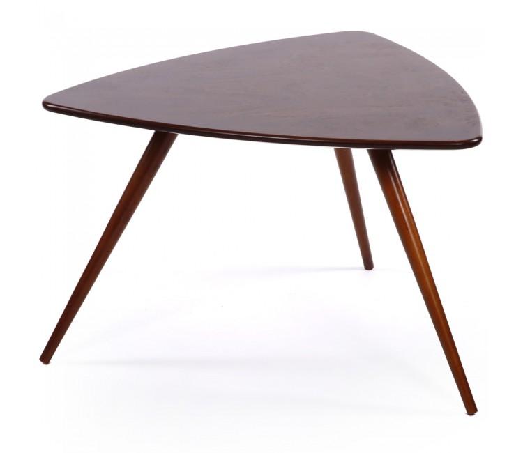 Журнальный столик ГринТри Лорейн-1 вишня