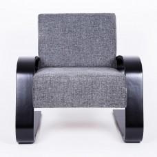 Кресло ГринТри Рица венге / ткань Муссон