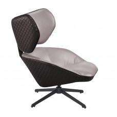 Кресло Launge Лаундж серый
