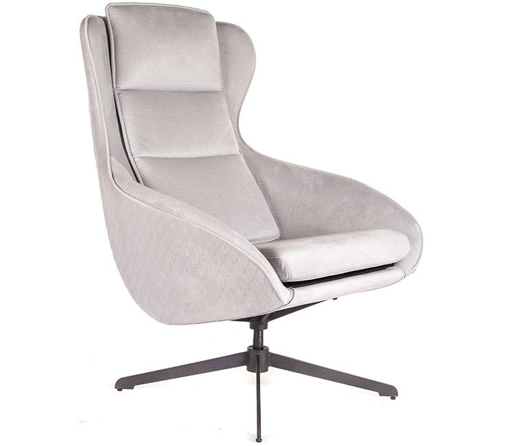 Кресло Prime Прайм серый