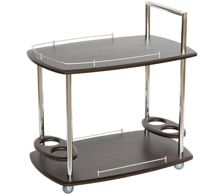 Сервировочный столик Банкет венге
