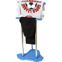 Вешалка для одежды Машинка напольная стойка детская для мальчиков