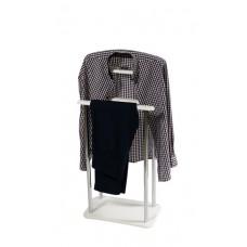 Вешалка для одежды напольная стойка Элдридж белый