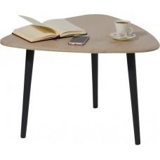 Журнальный столик Квинс дуб беленый