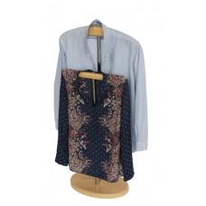Вешалка для одежды стойка Напольная бук