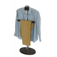 Вешалка для одежды стойка Напольная венге