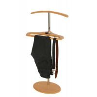 Вешалка для одежды напольная стойка Поручик ольха