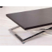 Купить Стол трансформер журнально-обеденный Levmar Compact (Левмар Компакт) белый глянец/белые опоры в Минске