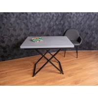 Levmar Compact grigio серый стол-трансформер журнально-обеденный