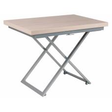 Levmar Compact шамони светлый стол-трансформер журнально-обеденный
