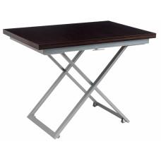 Levmar Compact венге глянец стол-трансформер журнально-обеденный