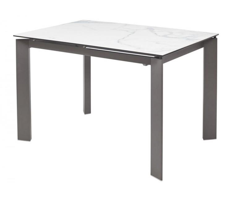 Стол обеденный раскладной CORNER Корнер 80x120(170) см