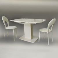 Стол Виста Рио 70х110 (148) белый