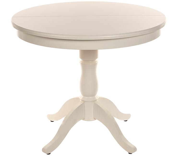 Стол кухонный обеденный Виста Вена слоновая кость
